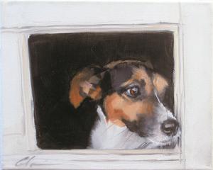 © Clair Hartmann, S. 70 Neue Hundetür, 2013.